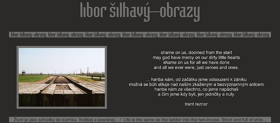 Libor Šilhavý – obrazy